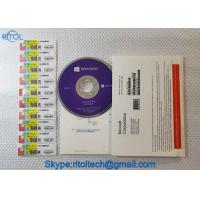 China Professional DVD Windows Product Key Code Windows 10 Home Activation Key 64 Bit COA Recovery Install OEM on sale