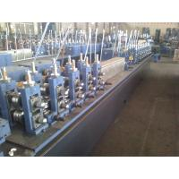 Low Cabon Steel Pipe Making Machine For Furnitire Tube Large Size Manufactures