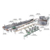 China Full automatic Dough divider rounder , China quality hamburge Bun  production line,CE apprived Bakery equipments on sale