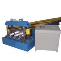 15kw H Metal Deck Roll Forming Machine Galvanized Steel Sheet 380v 3 Phase Motor Manufactures