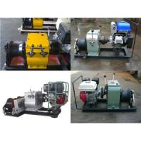 China Powered Winches, best factory Cable Winch,ENGINE WINCH Manufactures