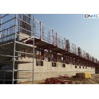 Light Weight Automatic Climbing Formwork System Lower Labor Cost Manufactures
