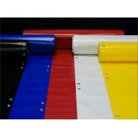 Coloured Polypropylene Cloth , PP Synthetic Paper For Advertising Banner Manufactures