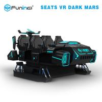 China Ce RoHS 9D VR Cinema 6 Seats Virtual Reality Game Machine / 9D VR Simulator on sale