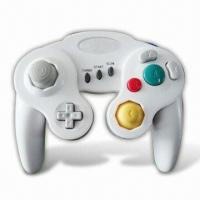Dual Shock Controller, Compatible with Wii/Game Cube Manufactures