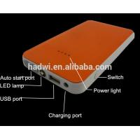 High Quality Emergency Jump Starter 12000mah 12V power bank for phone Manufactures