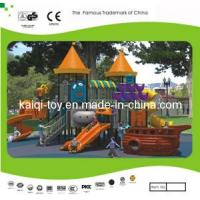 Pirate Ship Series Outdoor Playground Equipment (KQ10129A) Manufactures