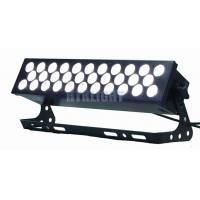 China rgbwa led stage light with 32 pcs LEDs for events, productions, theater, music concert on sale