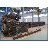 Carbon Steel Coils Superheater And Reheater Processing Plant Ball Passing U-Bending Ovality Test Manufactures