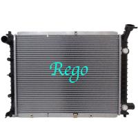 Mercury Tracer Car Radiator Replacement , Ford Escort Radiator Replacement
