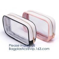 Zippered Carry on Toiletry Bag Quart Luggage Pouch Travel Wash Bag Accessories Organizer Bag Set for Women Men Vacation Manufactures