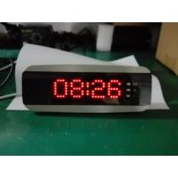 Matrix Bus Digital Clock Show Time, Temperature and Weclome Manufactures