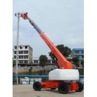 Telescopic Boom Lift (liftinh height 28-32m) Manufactures