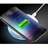 China Wireless Charger For Samsung Galaxy S8 Mobile Phone Accessory Charging Pad Dock Power Case For Phone Charger on sale