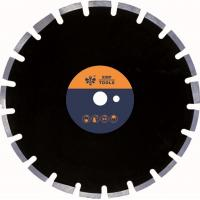 China Asphalt Abrasive  14 Inch  Diamond Concrete Saw Blade  by Wide U Protect Teeth Laser Welded on sale