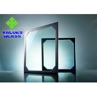 Tempered Vacuum Insulated Glass , Thermal Insulation Glass 8.3mm Thickness Manufactures