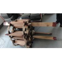 Marine Emergency Wooden Pilot's Rope Ladder for ship Manufactures