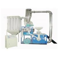 Air Cooling Plastic Pulverizer Machine High Tech Fully Sealed 75kw Power Manufactures