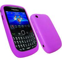 China Personalised scratch - resistant  flexible silicon Blackberry 8300 skin cover case for children on sale