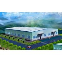 China Prefabricated Modern Steel Structure Warehouse Design Fabrication Construction on sale