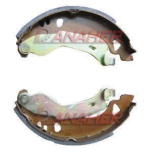 China Auto Parts - Semi-Metallic Brake Shoe (1819) on sale