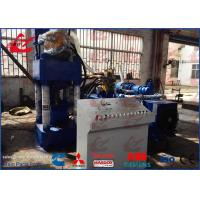 Cast Iron Sawdust Chips Scrap Metal Briquetting Press Machine Hydraulic Press Briquetter Machine Machine Manufactures
