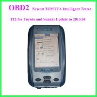 Newest TOYOTA Intelligent Tester IT2 for Toyota and Suzuki Update to 2013.04 Manufactures