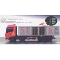 Intelligent CNG Tank Container Trailer Manufactures
