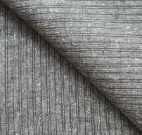China linen cotton stripe yarn dyed fabric, linen cotton stripe fabric on sale