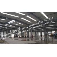 H - Column Type Pre-engineered Building Concrete & Steel Shopping Mall Builder Manufactures