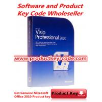 Microsoft Office Product Key Codes For Microsoft Office Visio 2010 Professional FPP Manufactures