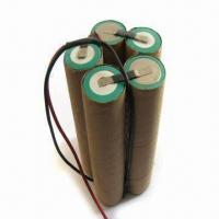 high capacity 1.2V 2/3AA 600mah nimh rechargeable battery pack Manufactures