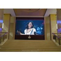 Quality P2.5 SMD2121 Black LED Indoor Advertising LED Display Large LED Video Wall for sale
