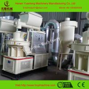 China wood pellet making machine price on sale