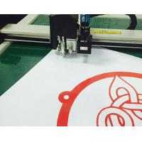 sticker short run production smaple making machine