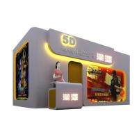 Infinity virtual reality cinema 5d 7d 9d 12d 7d cinema 7d hologram projector prices Manufactures
