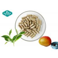 Transparent Natural Weight Loss Capsules Extract From African Mango And Green Tea Manufactures