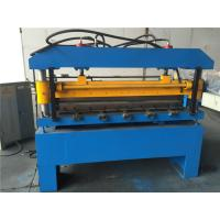 China Stainless Steel Coil Slitting Machine 5.5KW PLC Control 5 Ton Manual Decoiler on sale