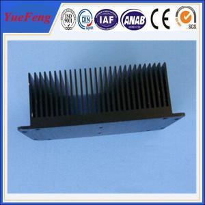 Hot! supply aluminum heat sink extrusion, industrial aluminium profiles manufacturer Manufactures