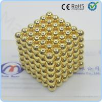 Buy cheap N35 D5mm magnetic balls Neocube from wholesalers