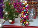 Beautiful Artificial Personalized Christmas Decoration-Sparkling Balls for Home