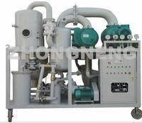 Sell 2 Stage Vacuum Transformer Oil Regeneration Plant Manufactures