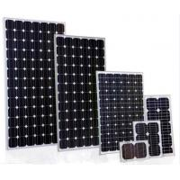 Quality High Efficiency Mono Cell Solar Panel 330 Watt For Off Grid Solar System for sale