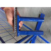 """H6'/1830mm*W9.5'/2900mm tubing 1""""/25mm *2.0mm thick with middle brace 3/4""""/ 20mm *1.0mm temporary construction fence Manufactures"""