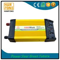 China Low Voltage Alarm UPS Modified Sine Wave Inverter 1000w For Solar Power System on sale