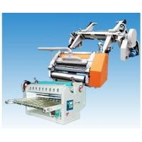 China Single Facer Corrugation Line, Mill Roll Stand + Single Facer + Rotary Cutter on sale