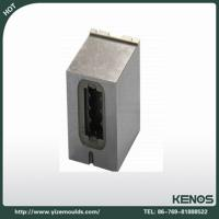 Precision Tungsten Carbide Inserts Moulded Parts with TiN Coating Manufactures