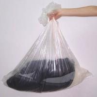 China Disposable PVOH Water Soluble Laundry Bags Hospital Infection Control Usage on sale