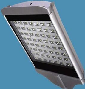 China High power 64Watt Aluminum LED roadway lighting fixtures 2500 - 10000K for highway  on sale