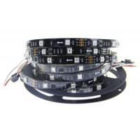 Cuttable Multi Color Led Rope Lights Outdoor WS2811 IC SMD5050 60 Leds 12V DC Manufactures